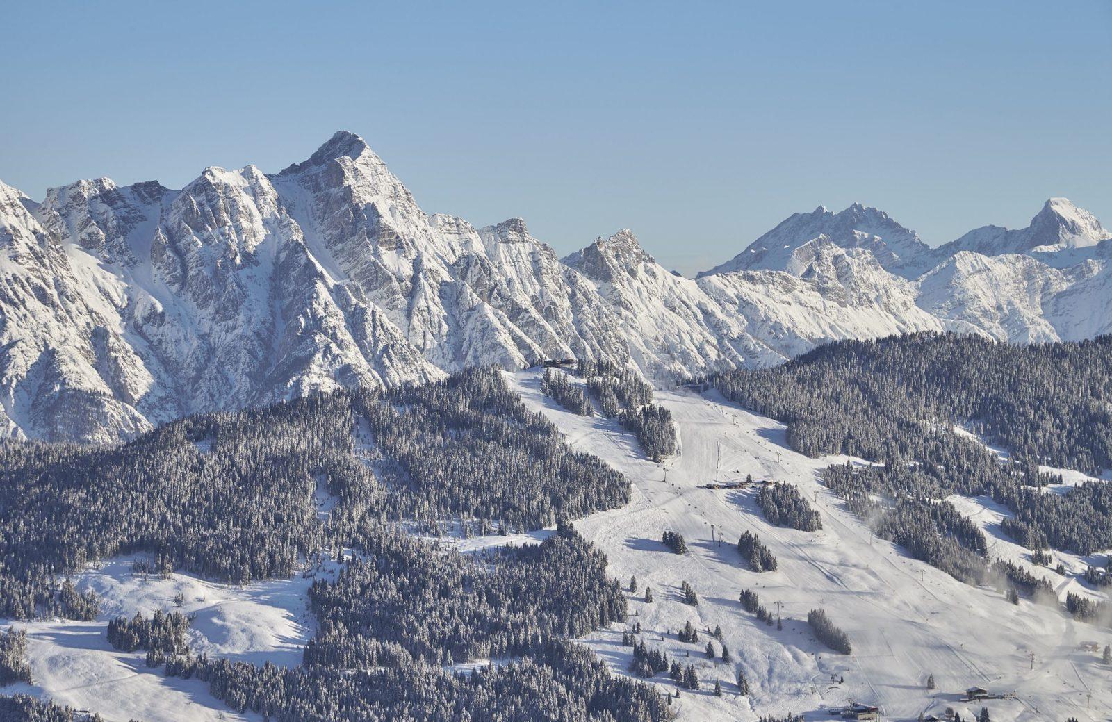 Skiurlaub in Saalbach Hinterglemm